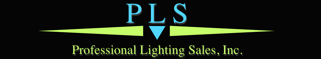 professional lighting sales